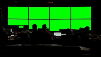 News Broadcast Control Room 1 Still