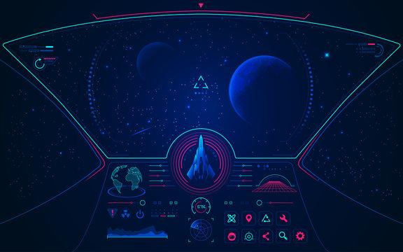 spaceship mode