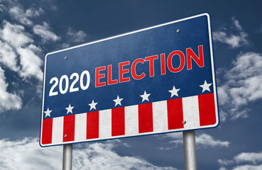 2020 Presidential Election in the United States of America