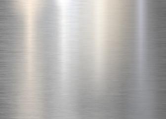 Fine brushed metal steel or aluminum texture