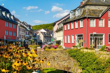 Historischer Stadtkern in Bad Münserteifel
