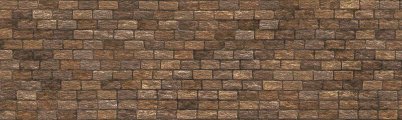 Clinker brick- seamless nature pattern