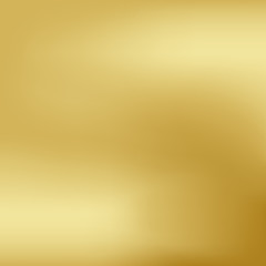 Gold gradient background icon texture metallic. Golden background.