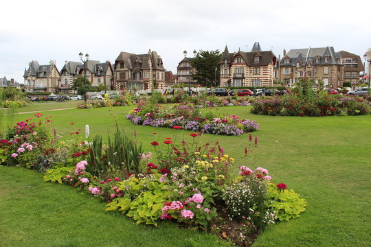 Cabourg, Normandie
