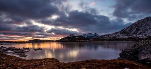 Północne krajobrazy, południowy Spitsbergen