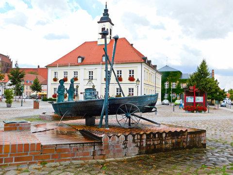 Historische Altstadt aus dem 13. Jahrhundert