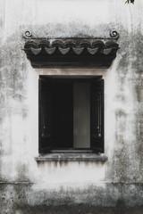 Gengle Hall in the old town of Tongli, Jiangsu, China