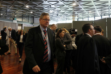 Hearing over VW diesel emissions cheating scandal, in Braunschweig