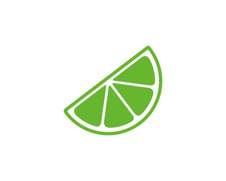 Lemon icon symbol vector