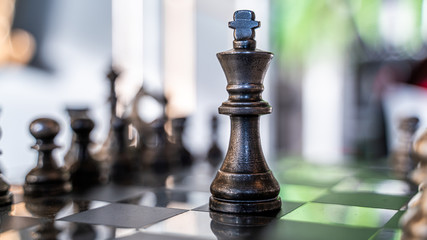 Checkmate And Chess Winning Game