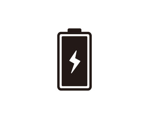 Battery icon symbol vector