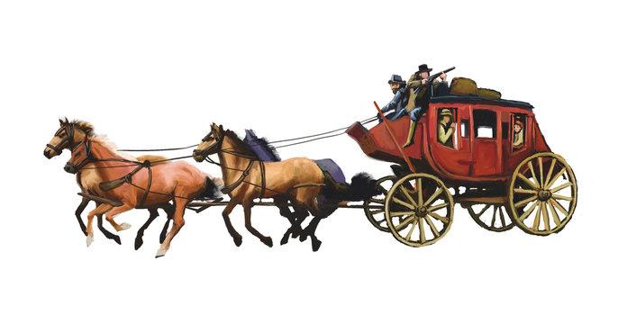 Stagcoach