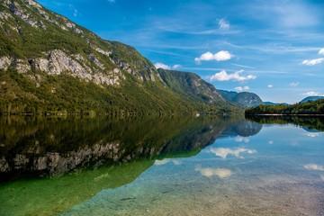 Fotomurales - Lake Bohinj Triglav Park