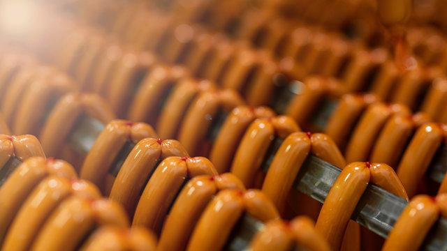 przetwórstwo mięsne - przemysł spożywczy - parówki
