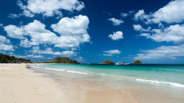 Philippines - Nacpan beach