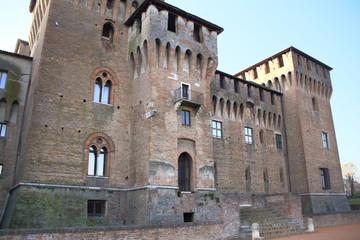 medieval castle of Mantova, unesco world heritage, Italy