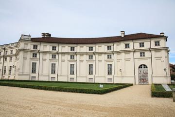 Stupinigi Palace in Italy, a unesco world heritage site.