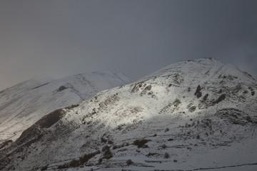 Foto op Plexiglas Zwart Parque Natural de Somiedo, Asturias