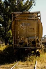 Tarde de fotos en el ferrocarril