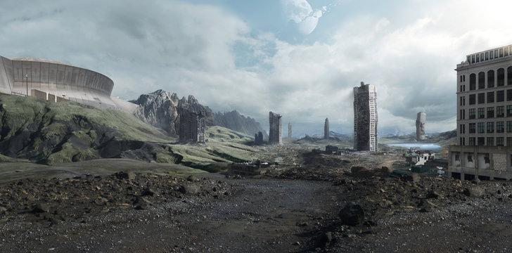 Future Wasteland