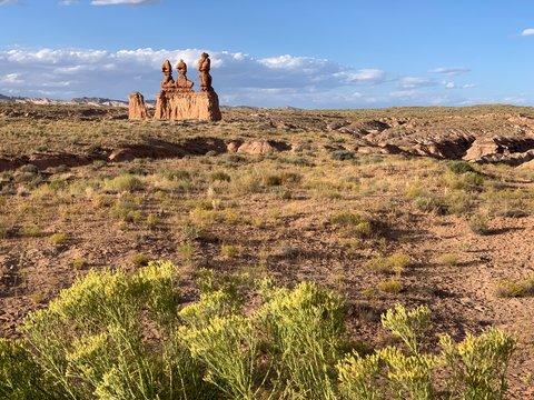 USA Wüste Utah
