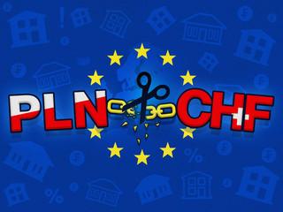 EU tribunal verdict, PLN loans indexed to CHF unlawful, news background