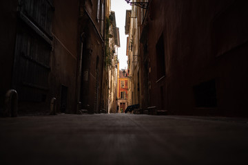 Fotomurales - Street photograph of the streets of France city of Nice