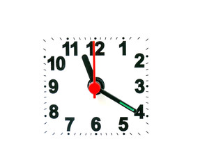 Time clock background image