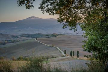 Dreamy Autumn Landscape