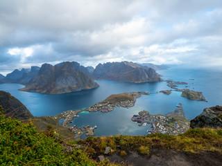 reinefjorden auf den lofoten