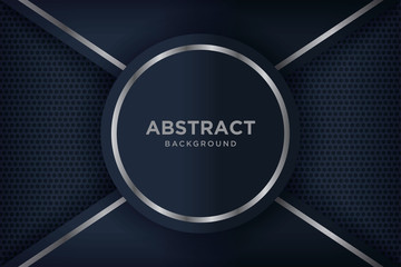 Abstract 3D background. Graphic design element.