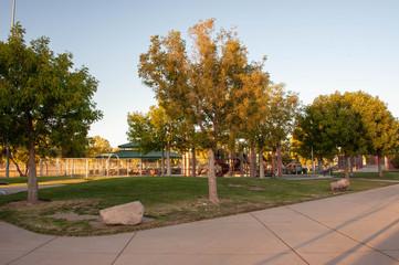 Silverado Ranch Park, Las Vegas, NV.