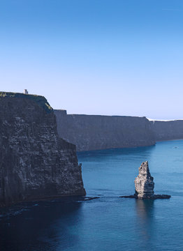 famous cliffs in the west of ireland