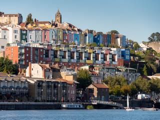 uk, england, Bristol, Hotwells Floating Harbour