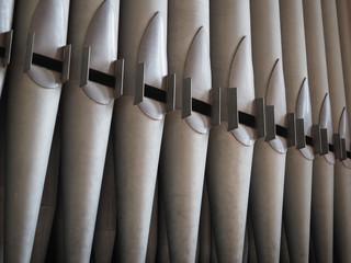 church pipe organ keyboard instrument