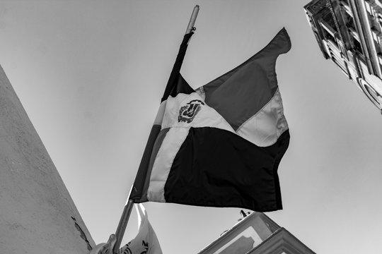 EL Lugar de la Bandera República Dominicana