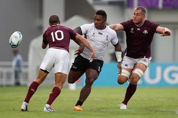 Rugby World Cup 2019 - Pool D - Georgia v Fiji