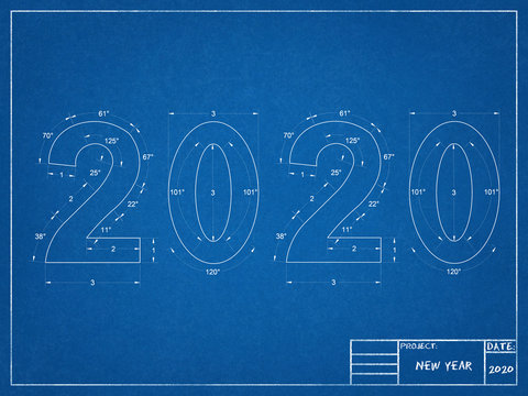 2020 New year Blueprint