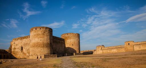 Akkerman Fortress near Odessa,Ukraine