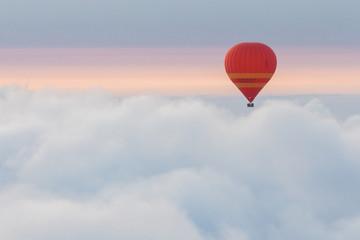 Fotorollo Ballon Montgolfière Loire Valley Cloud