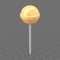 Round lollipop 2