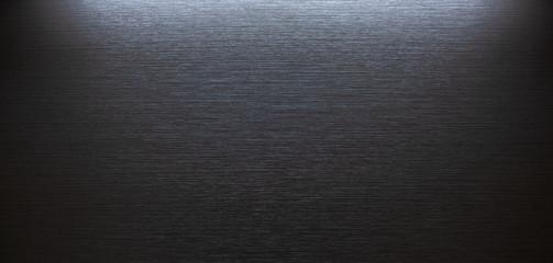 Foto op Plexiglas Metal modern dark and blue background , jeans pattern