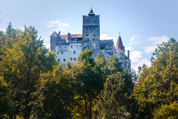 Bran Castle, (Castle of Dracula), Transilvania, Romania