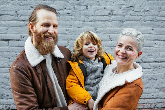 Nordic family.