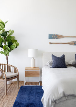 Interior Apartment bedroom Interior Day