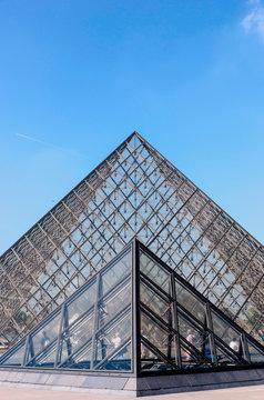 Pyramidal structure