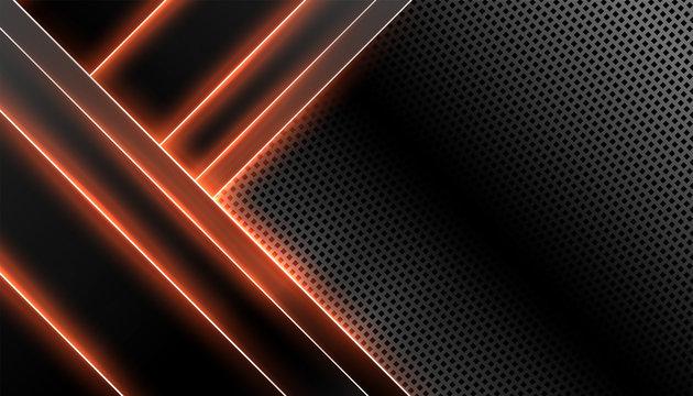 abstract carbon fiber technology concept background design