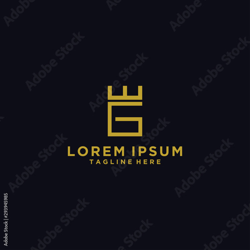 Logo Design Inspiration For Companies From The Initial