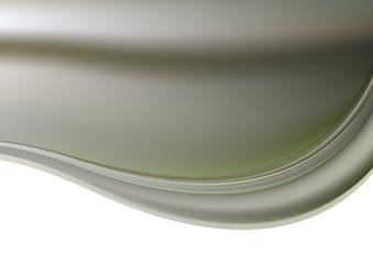 Fotobehang Fractal waves White abstract creative background design