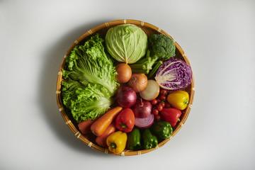 沢山の美味しい野菜